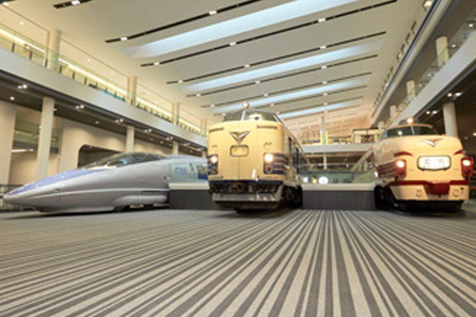 京都鉄道博物館-歴史