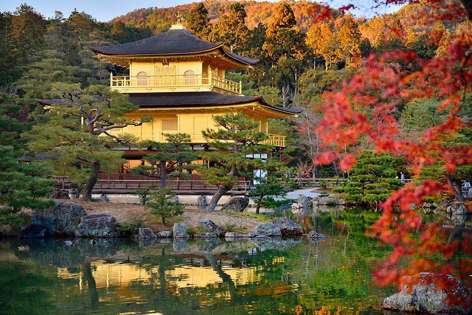 NO12: Rokuonji Temple