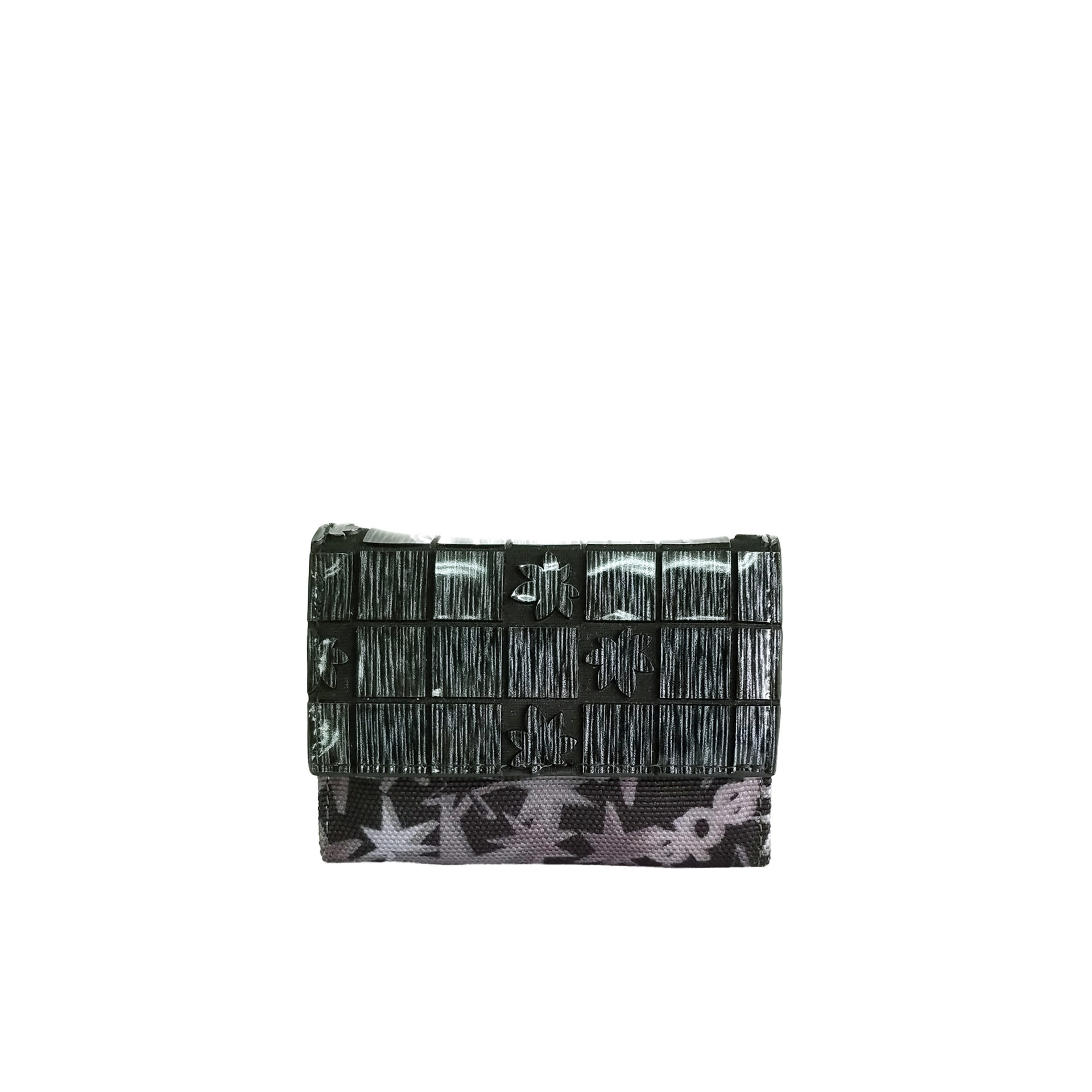 Stella Misto Flap Mini wallet black