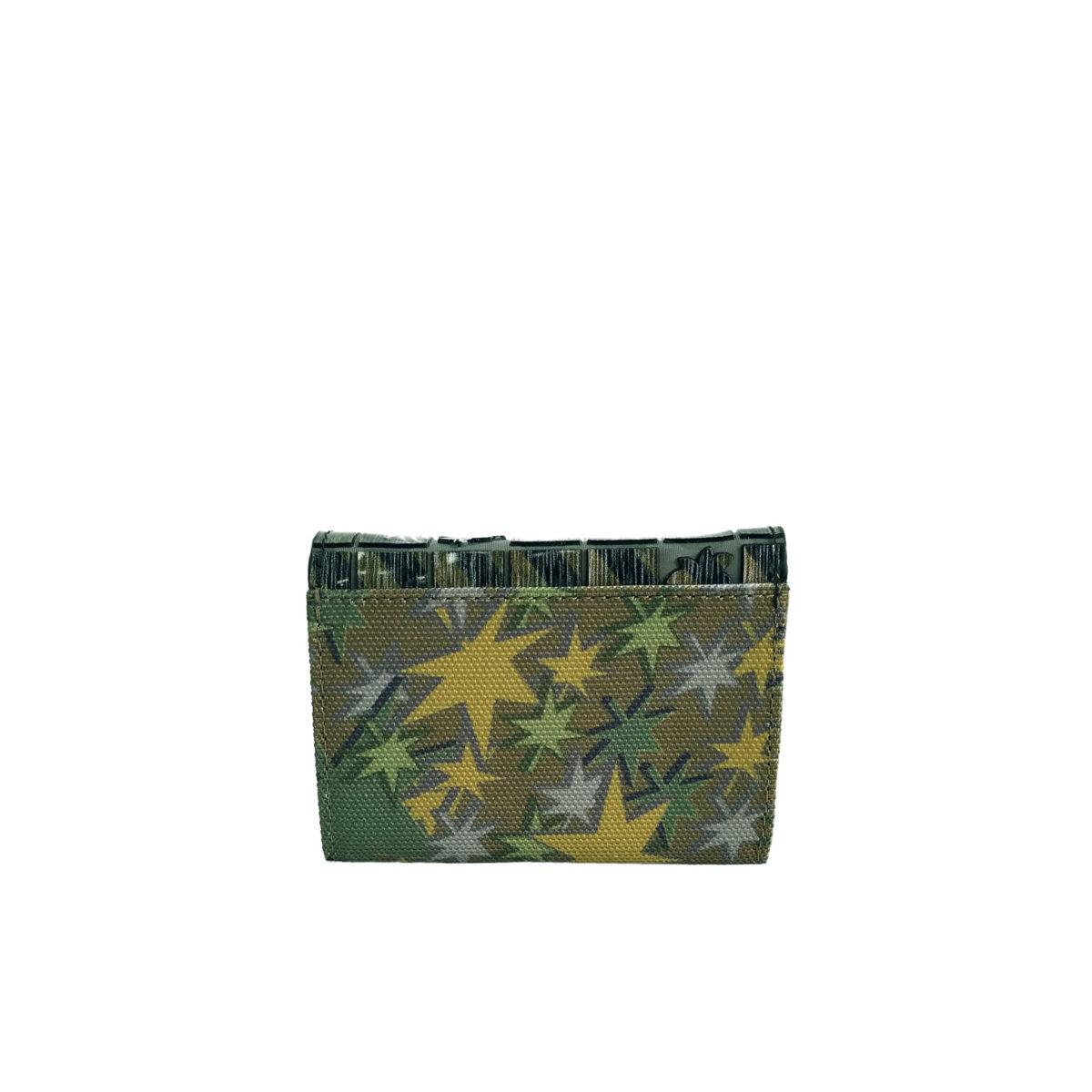 Stella Misto Flap Mini wallet green
