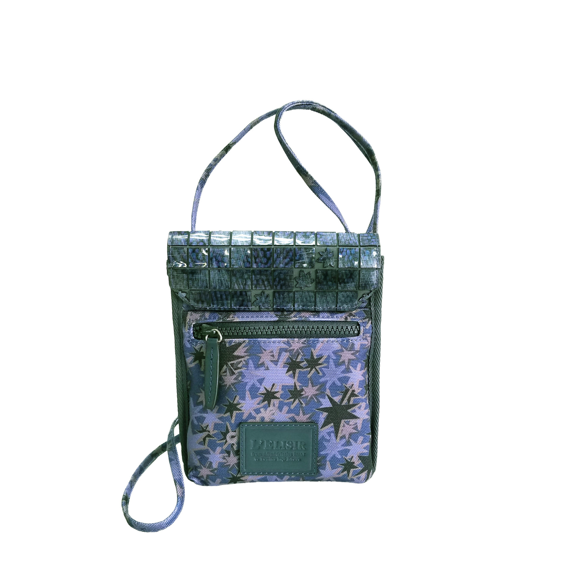 Stella Misto Flap Staff Pouth Bag navy
