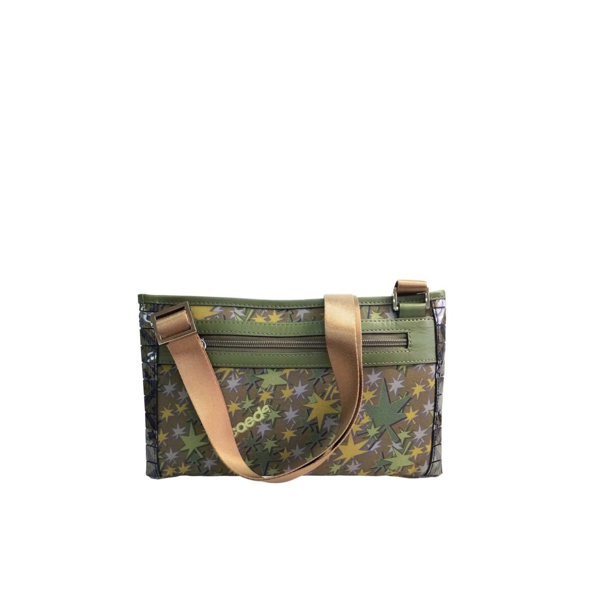 mist shoulder Corto green