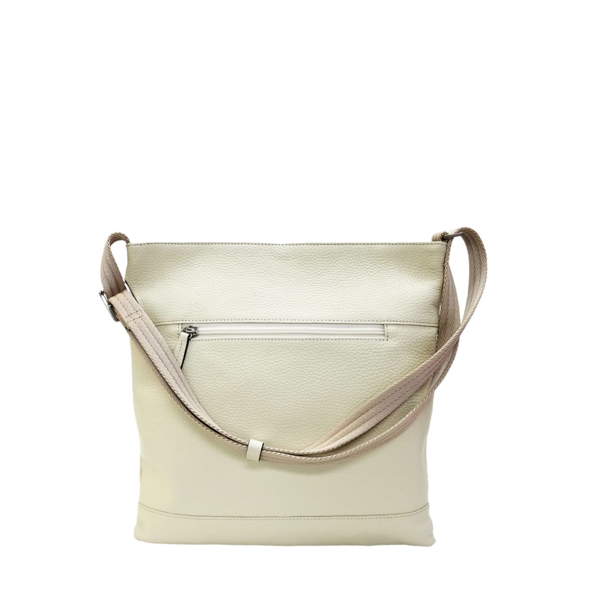 Leather Misto Sacoche ivory   caede京都