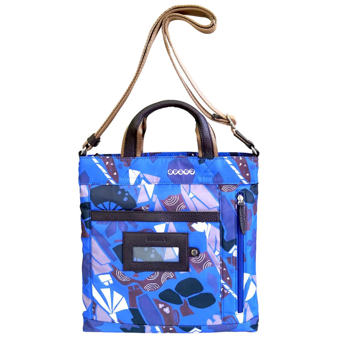 Maiko Puzzle Etna shoulder blue