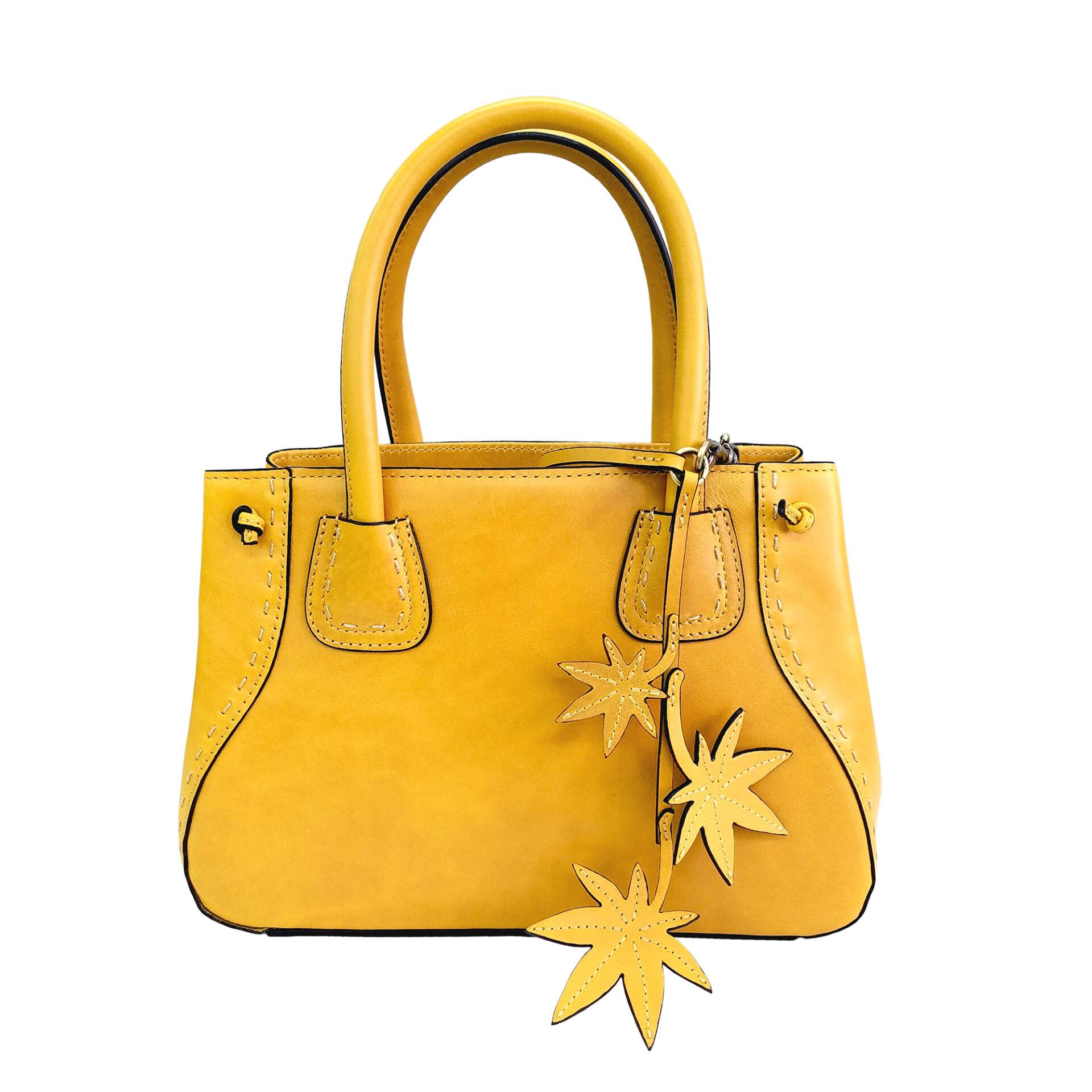 Madeira M giallo