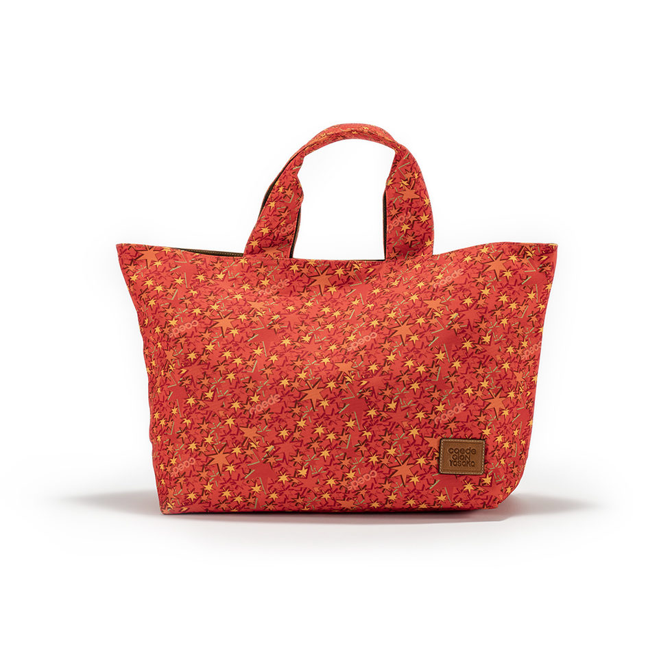 Stella Tote COLOR:RED