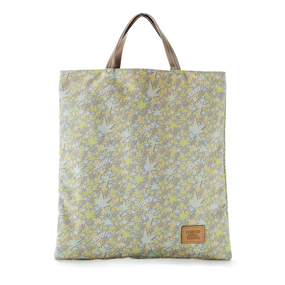 Cerberus 3face Tote COLOR:YELLOW