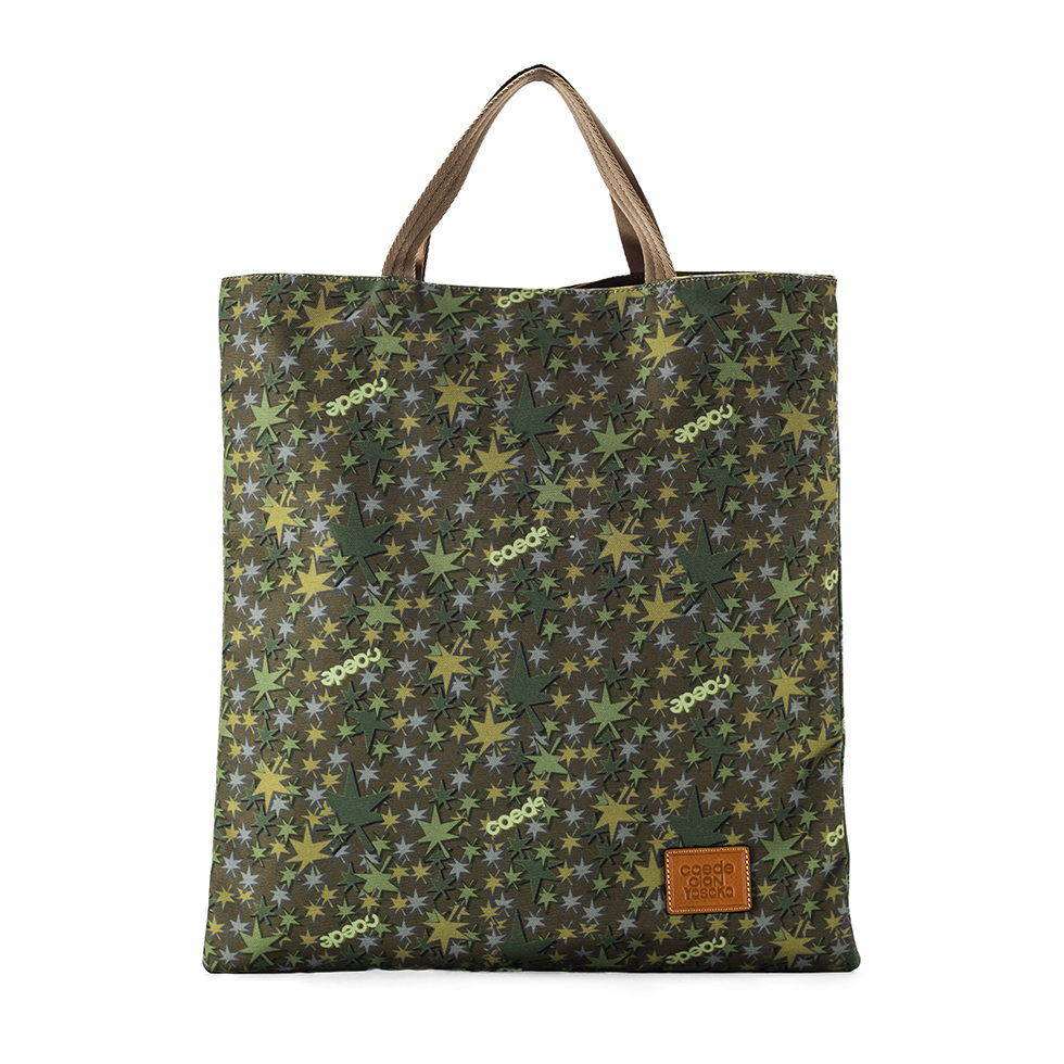 Cerberus 3face Tote COLOR:GREEN