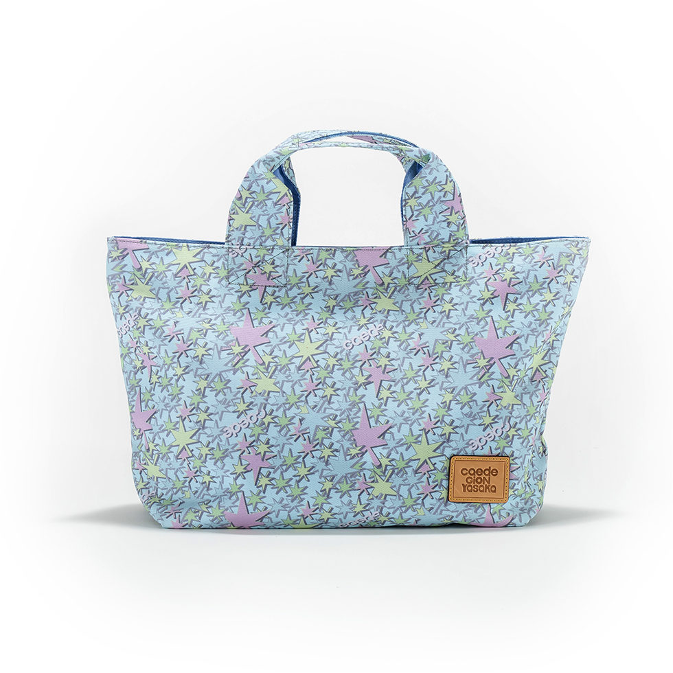 Stella Tote Mini COLOR:BLUE