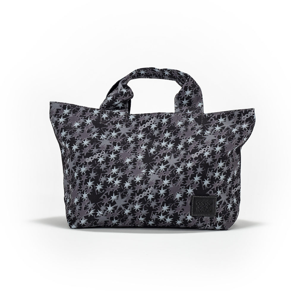 Stella Tote Mini COLOR:BLACK