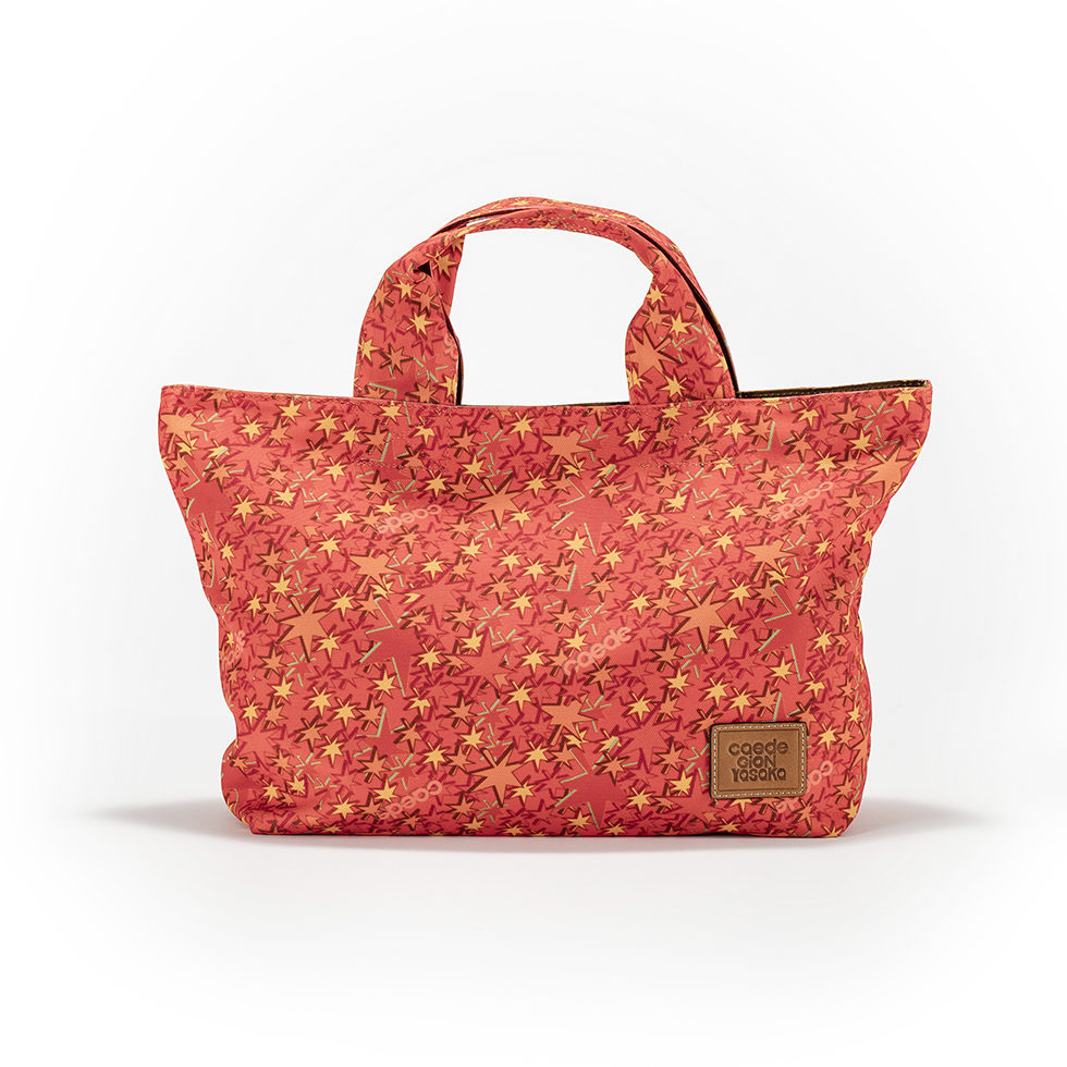 Stella Tote Mini COLOR:RED