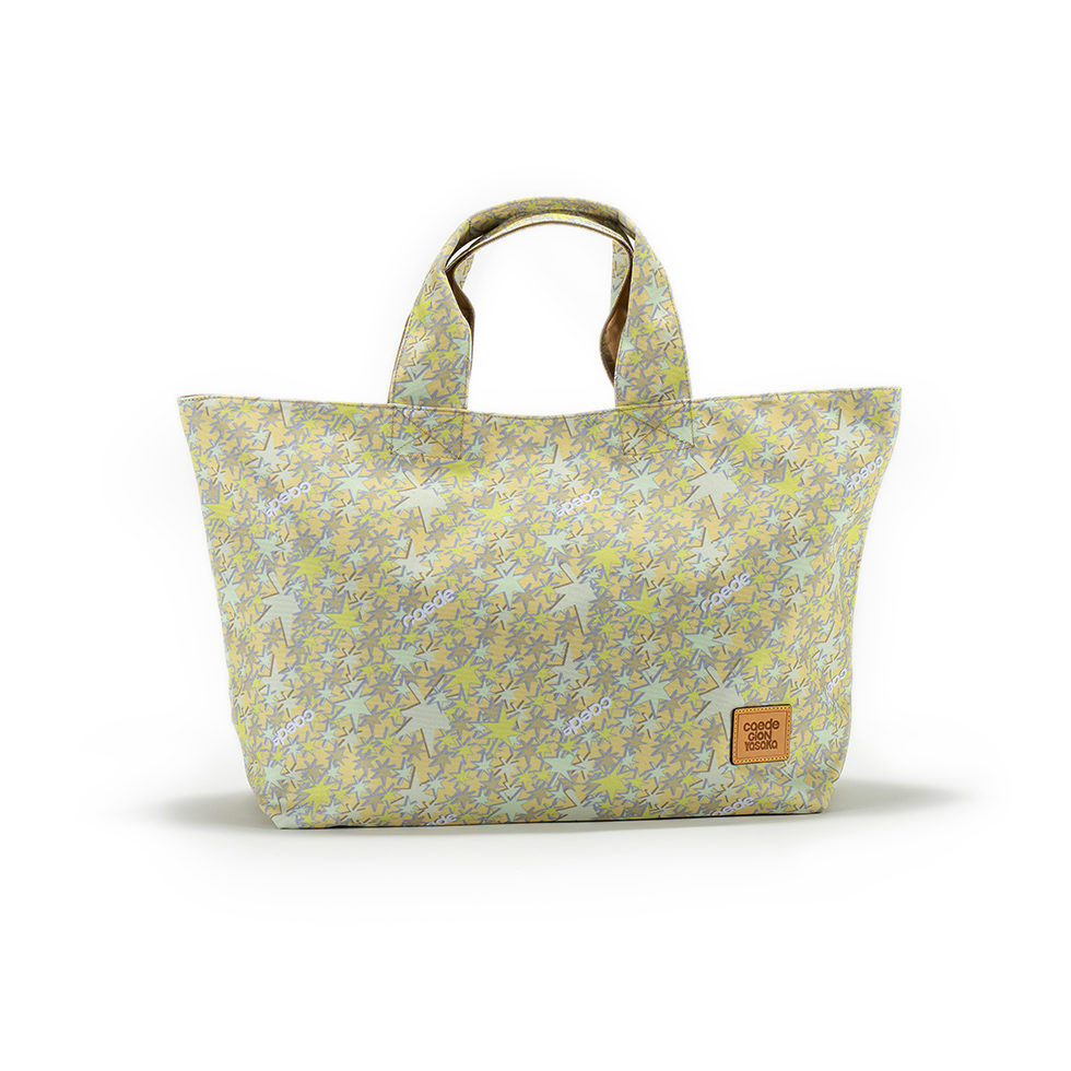 Stella Tote COLOR:YELLOW