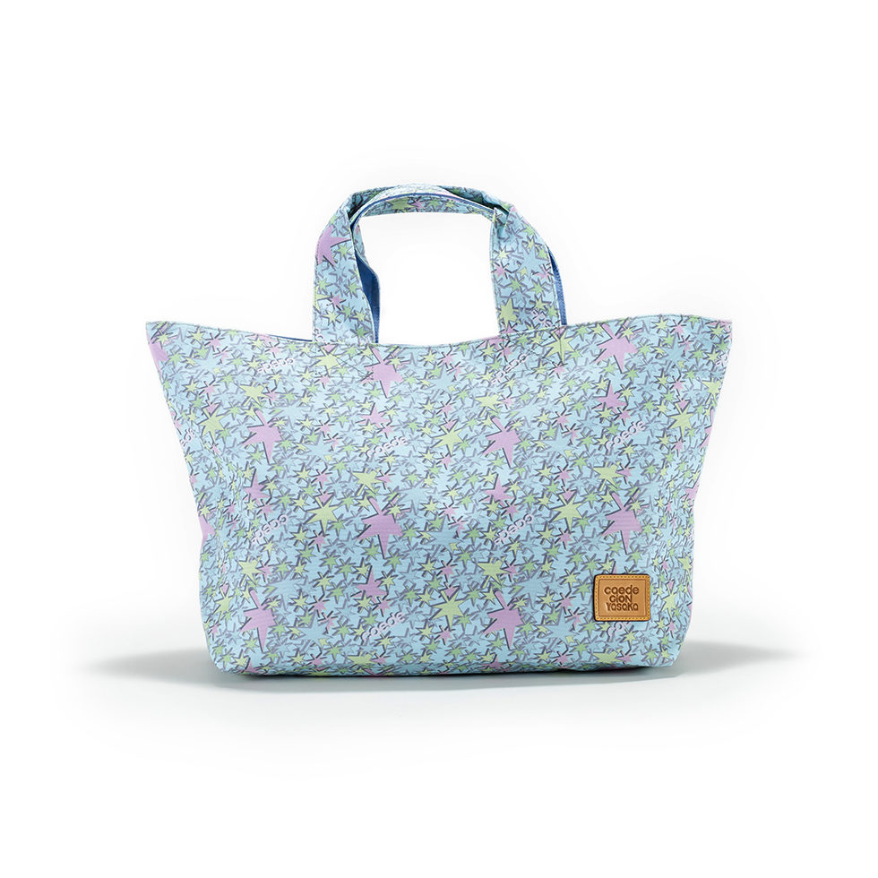 Stella Tote COLOR:BLUE