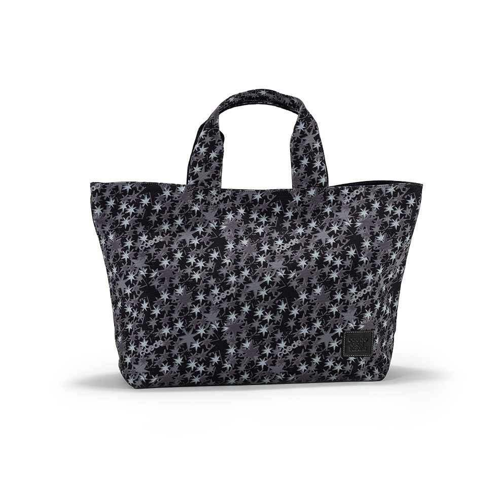 Stella Tote COLOR:BLACK
