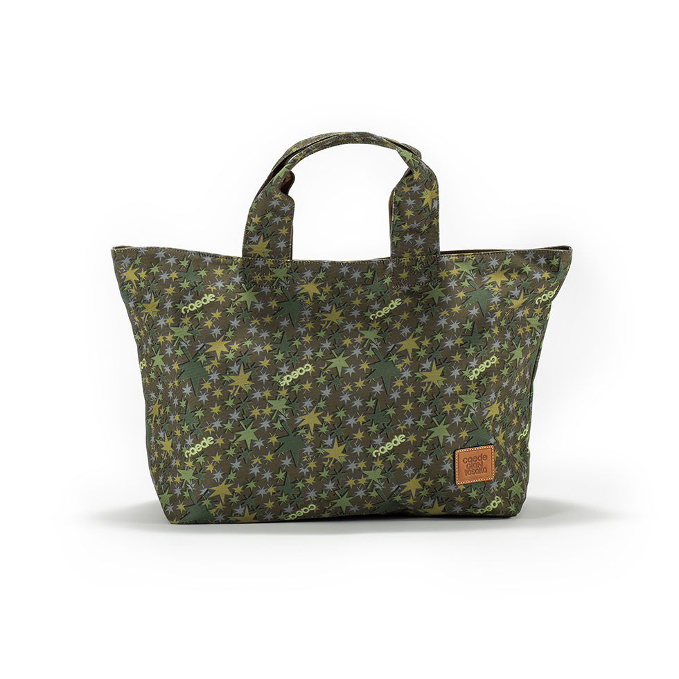 Stella Tote COLOR:GREEN