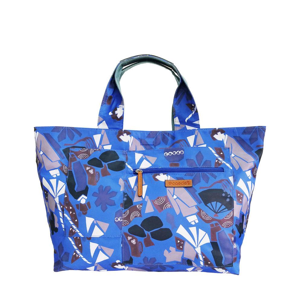 maikopuzzle sacoche blue