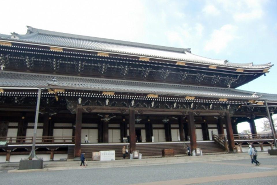 東本願寺の見所