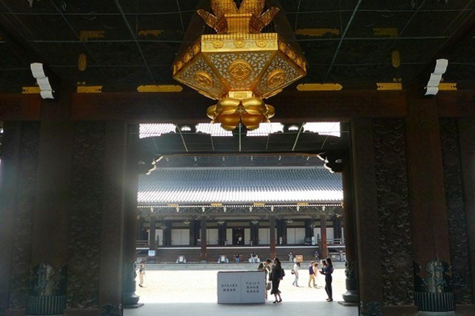 東本願寺の歴史
