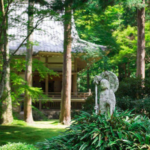 京都-三千院-夏