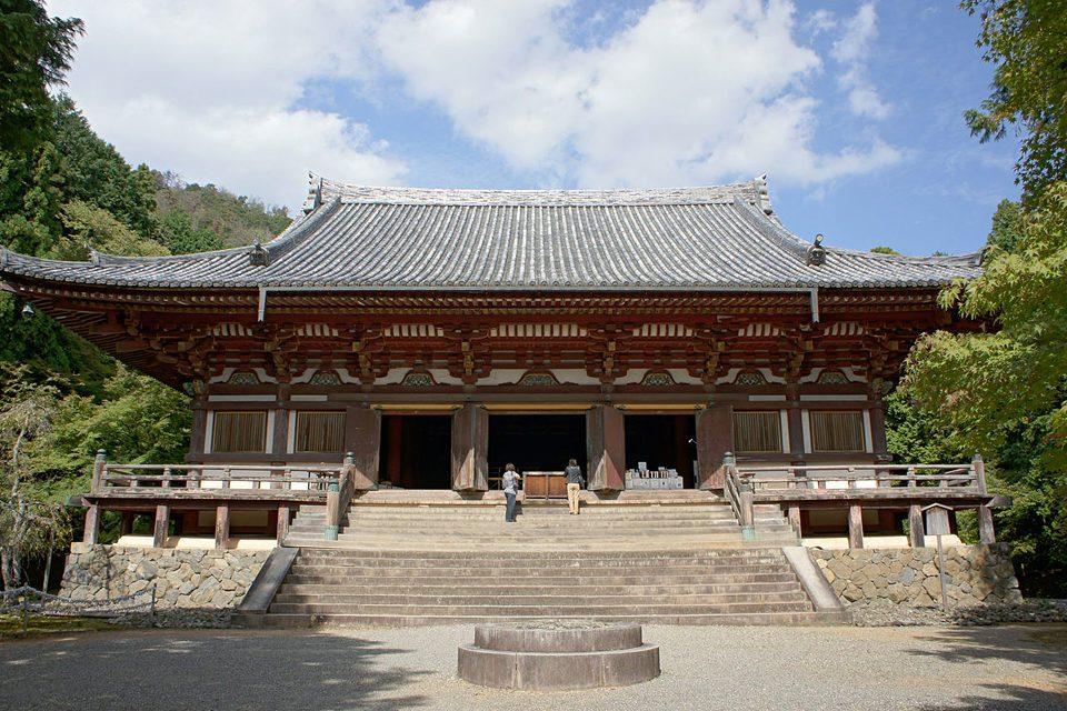 神護寺-金堂