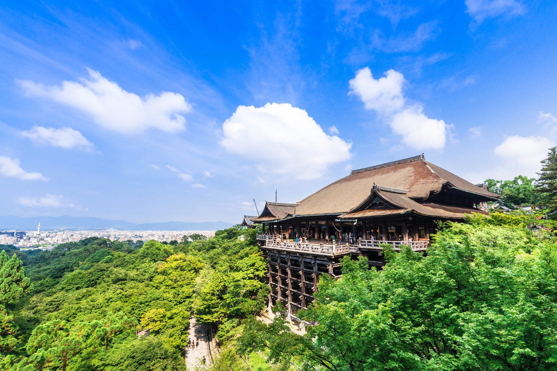 京都世界遺産清水寺