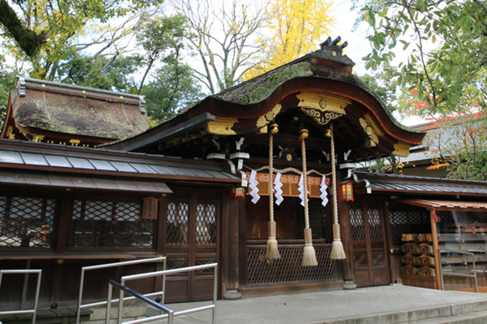 守護腰腿健康的「護王神社」