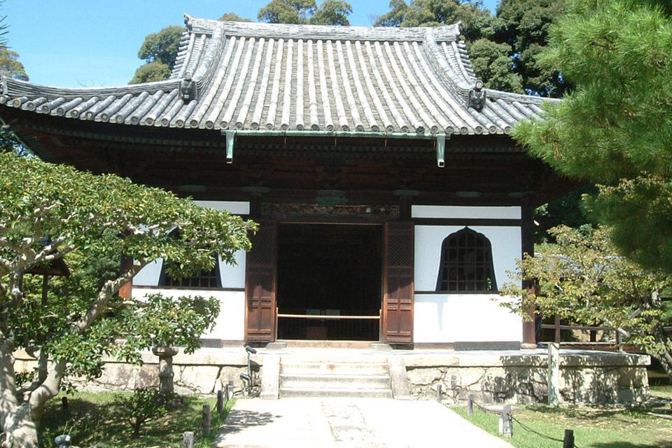 豪華絢爛的「寧寧的寺」