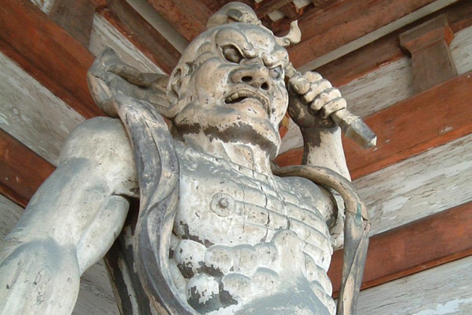 與皇族有著淵源的典雅「仁和寺」