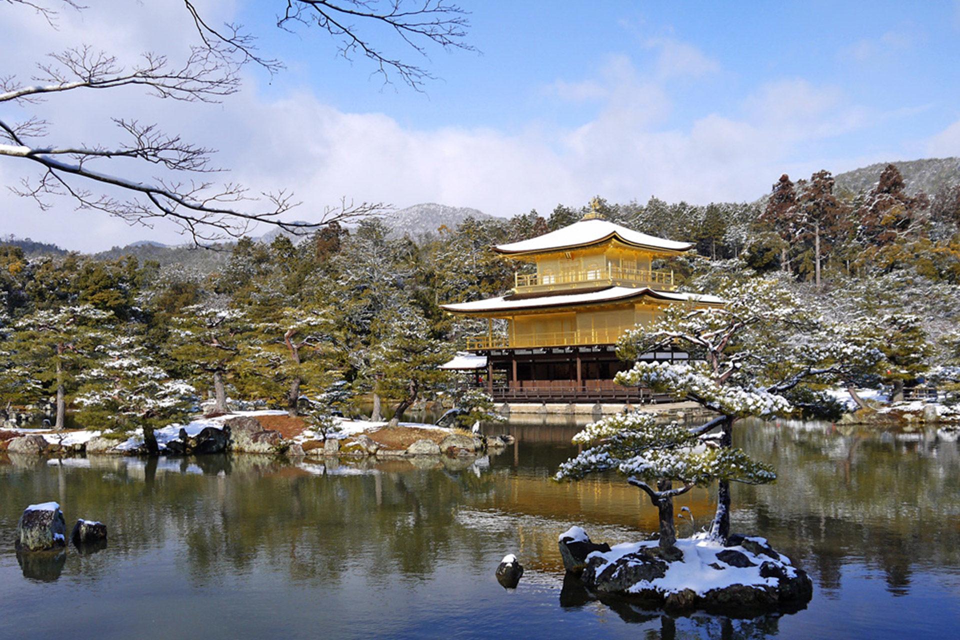 京都  Instagram映照  冬天