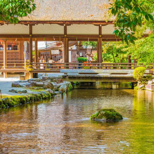 夏天的京都