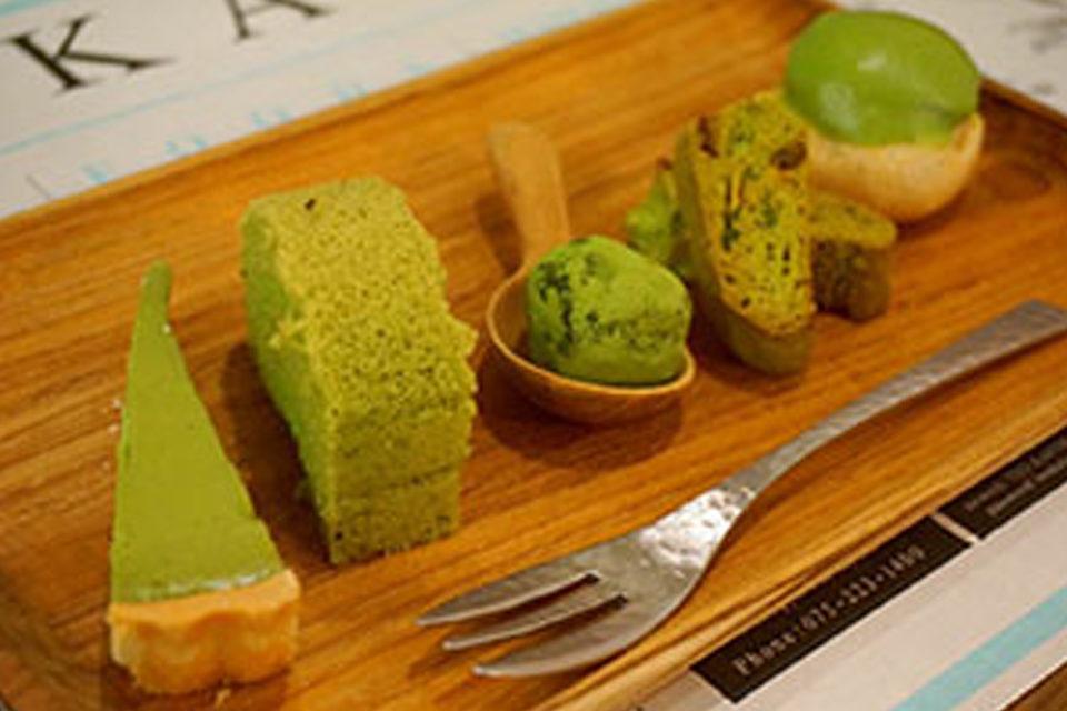 京都 Instagram映照 甜點