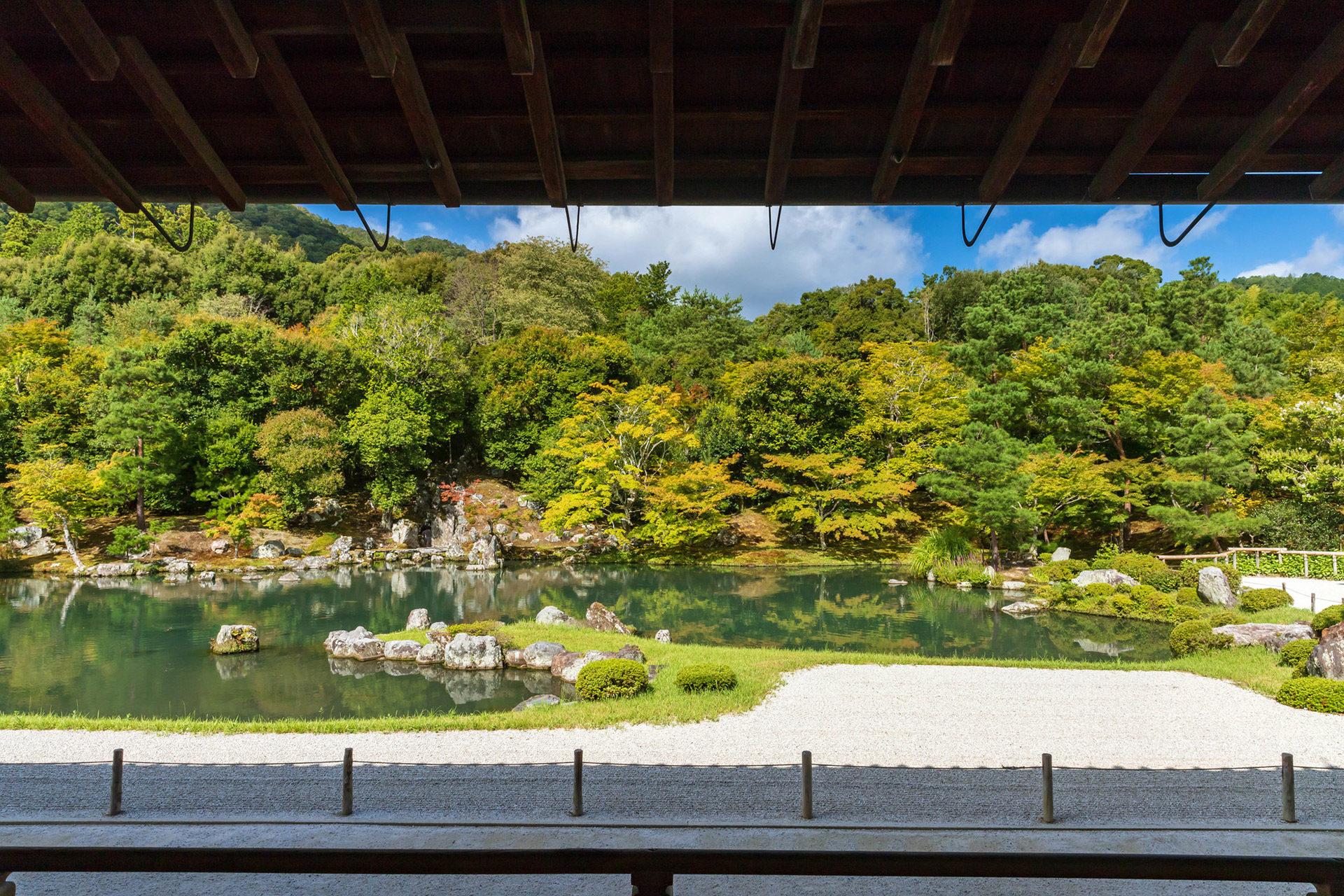 介紹只有京都夏天才能體驗到的據有特別魅力的京都避暑勝地!