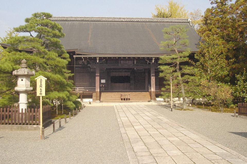 在廣隆寺感受到的日本歷史是