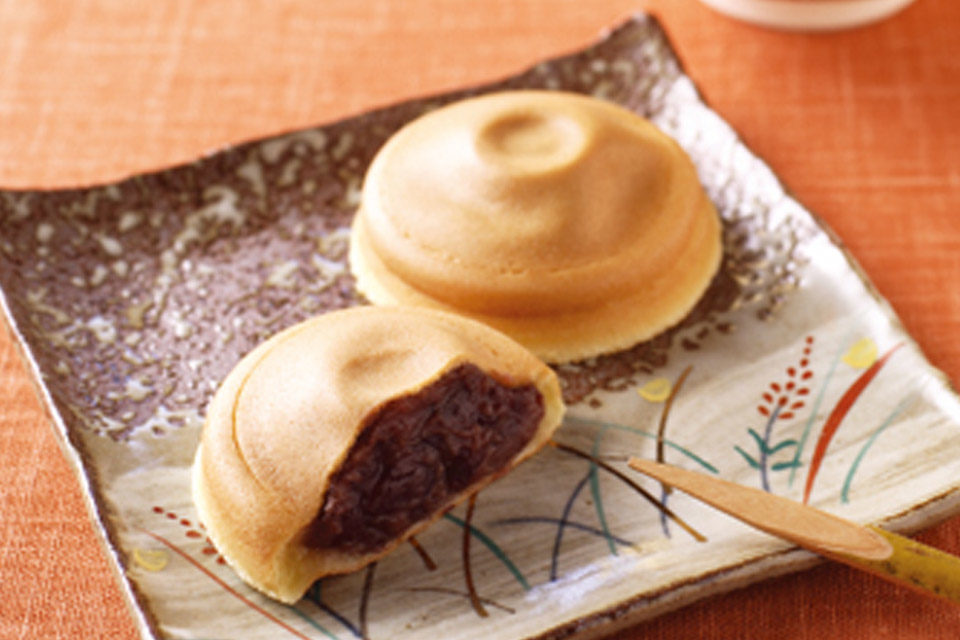 阿闍梨餅(満月本店)