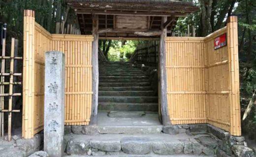 只有在詩仙堂才能看到的京都特色庭園的景色是