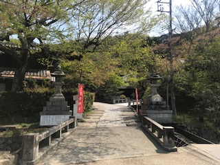 以「狛鼠社」聞名的哲學之道—「大豐神社」