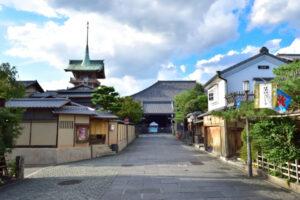 秋天京都的魅力緊緊凝聚!介紹「寧寧之道」周邊推薦的賞楓葉景點!