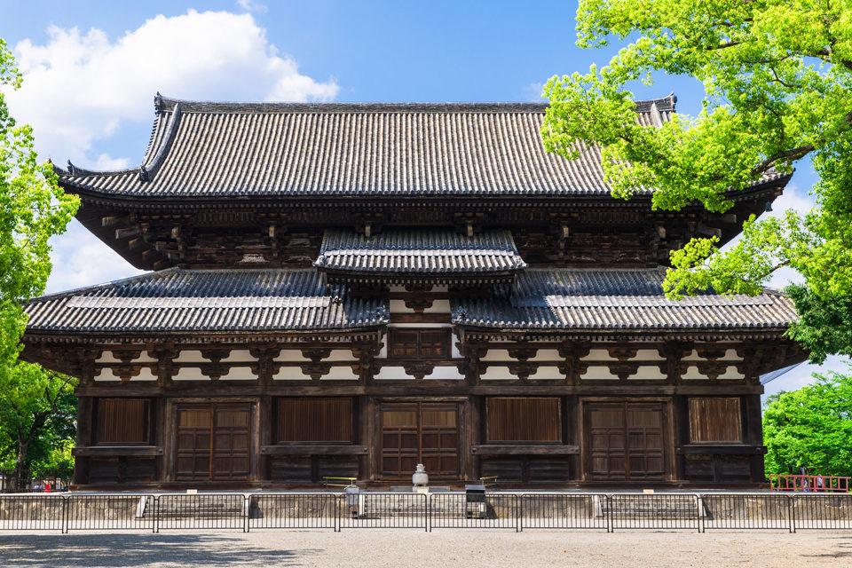 東山的東福寺
