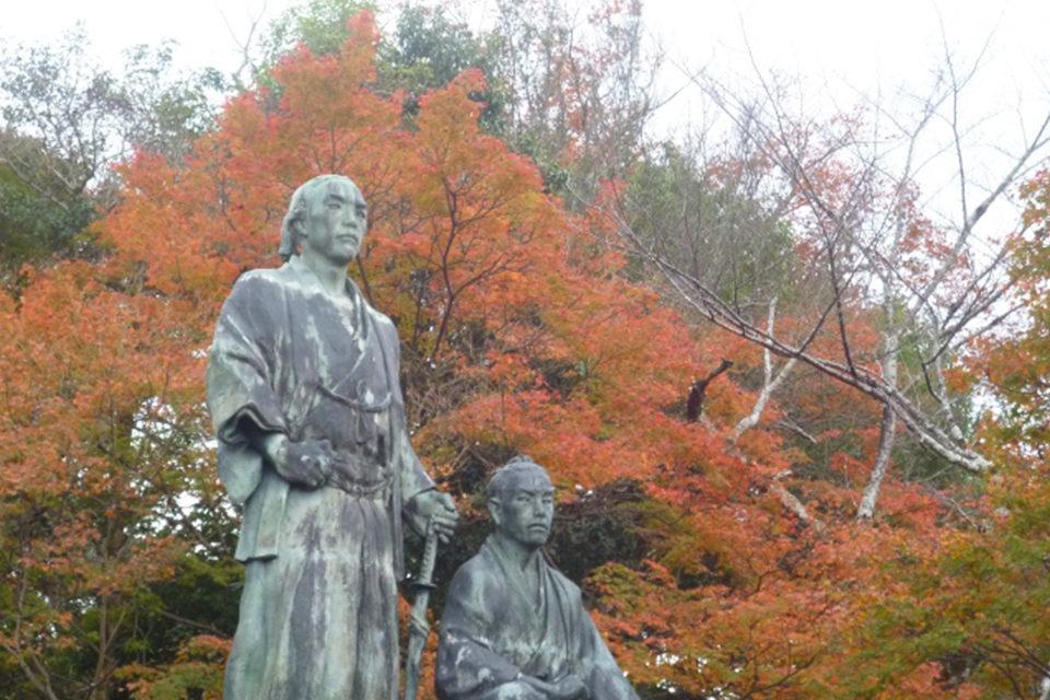 想看京都美麗的楓葉的話,推薦「青蓮院」!