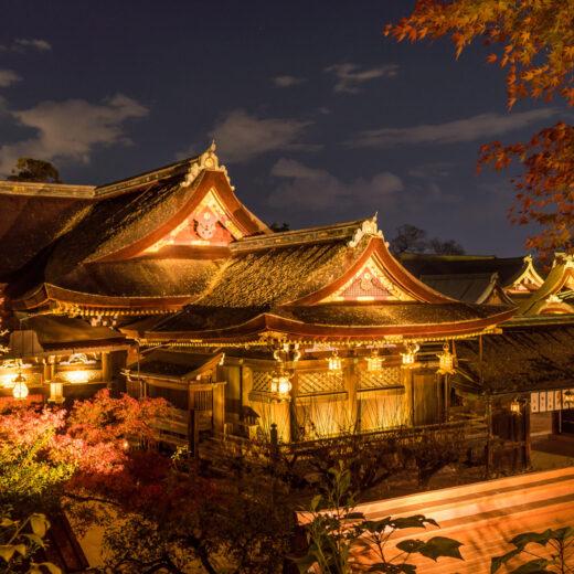 要看京都楓葉的話,推薦西陣。