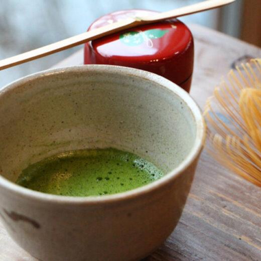 說到秋天的京都,果然還是楓葉和抹茶!
