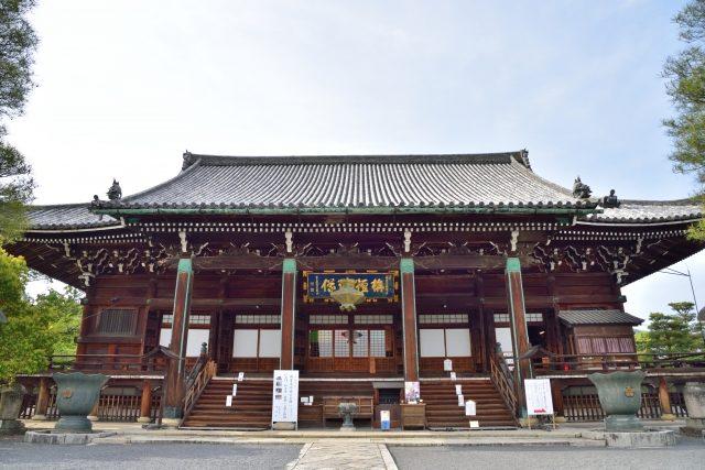 嵯峨釋迦堂清凉寺