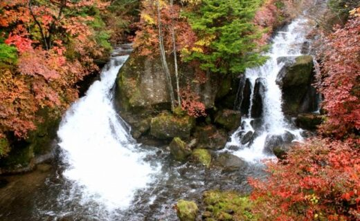 京都沒有瀑布嗎?