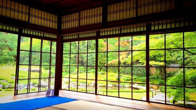 在近代京都的實驗場建造的近代庭園·無鄰菴
