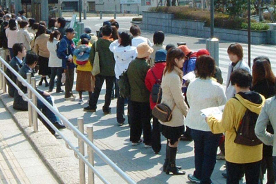 因為京都有很多遊客前來