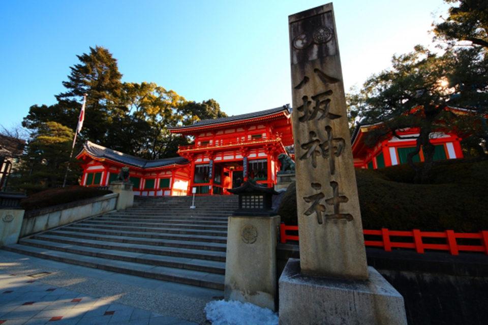 秋天和寵物一起去京都