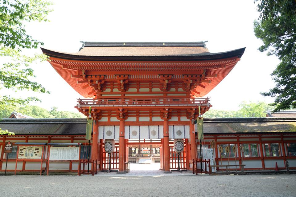賀茂禦祖神社(下鴨神社)