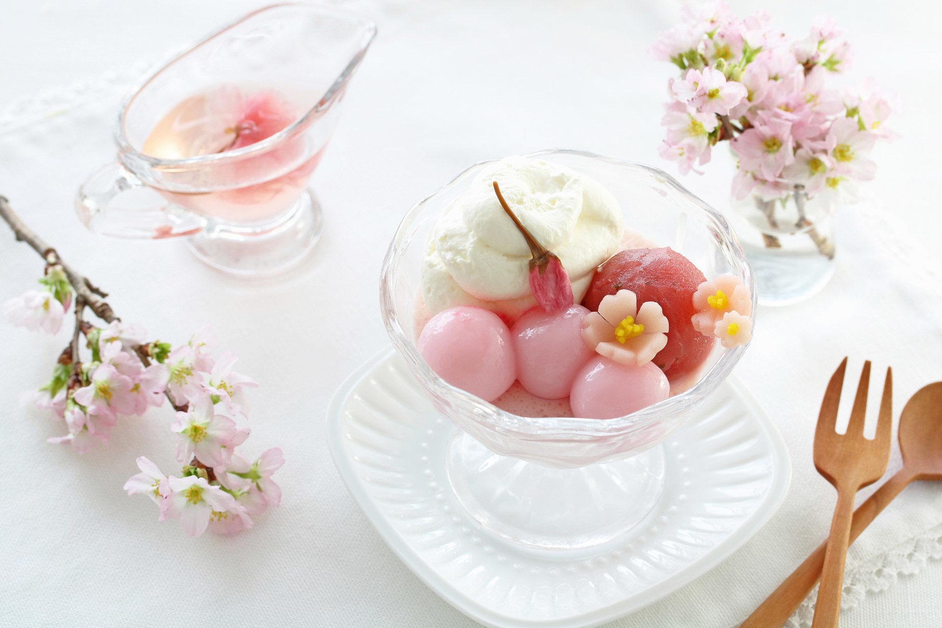 下面介紹只有在這個季節才能品嘗到的甜點。
